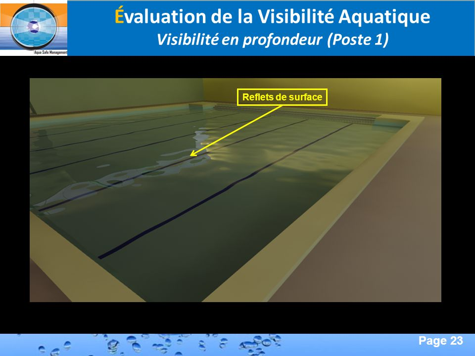 Évaluation de la Visibilité Aquatique