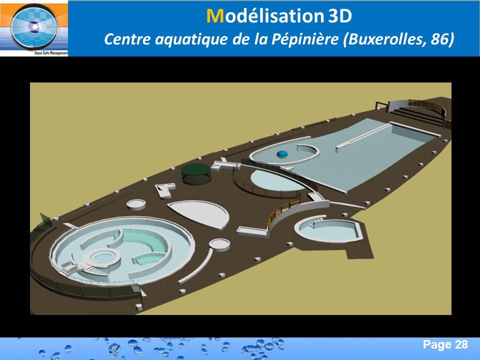 Centre aquatique de la Pépinière (Buxerolles, 86)