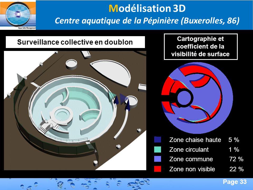 Modélisation 3D Second Page :