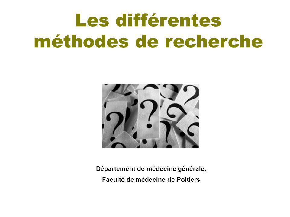 Département de médecine générale, Faculté de médecine de Poitiers