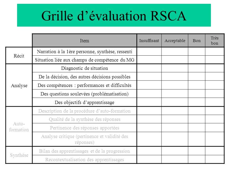 S minaire s2 outils de l apprentissage ppt t l charger - Grille d auto evaluation ...