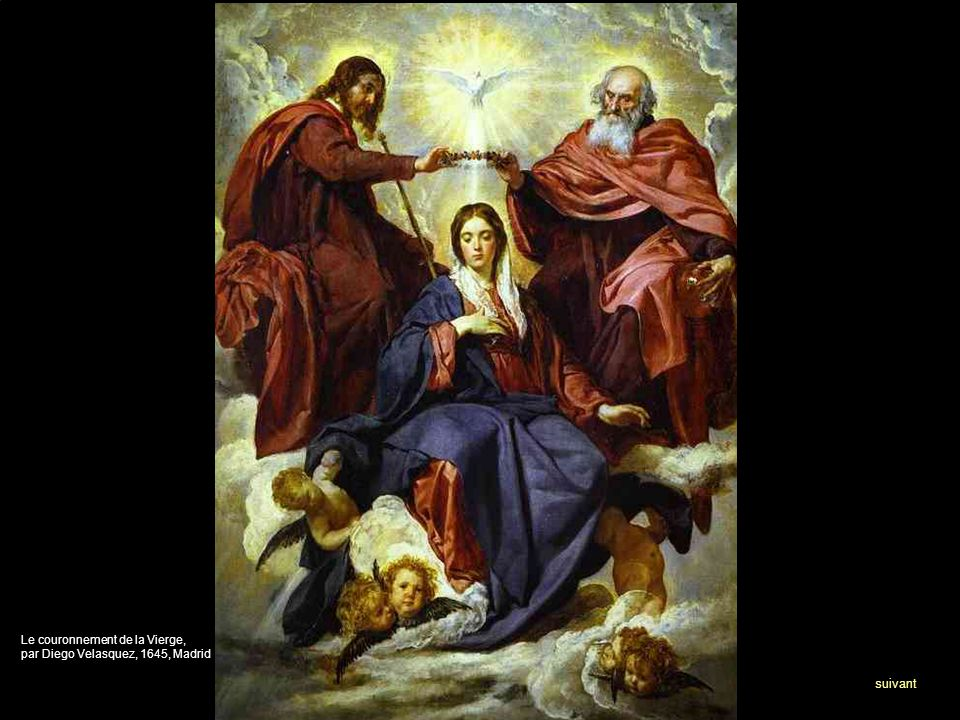 suivant Le couronnement de la Vierge,