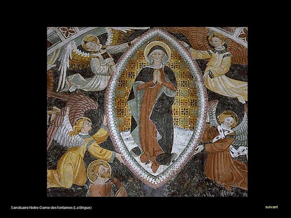 Sanctuaire Notre-Dame des fontaines (La Brigue)