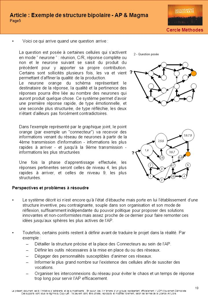 Article : Exemple de structure bipolaire - AP & Magma Page5
