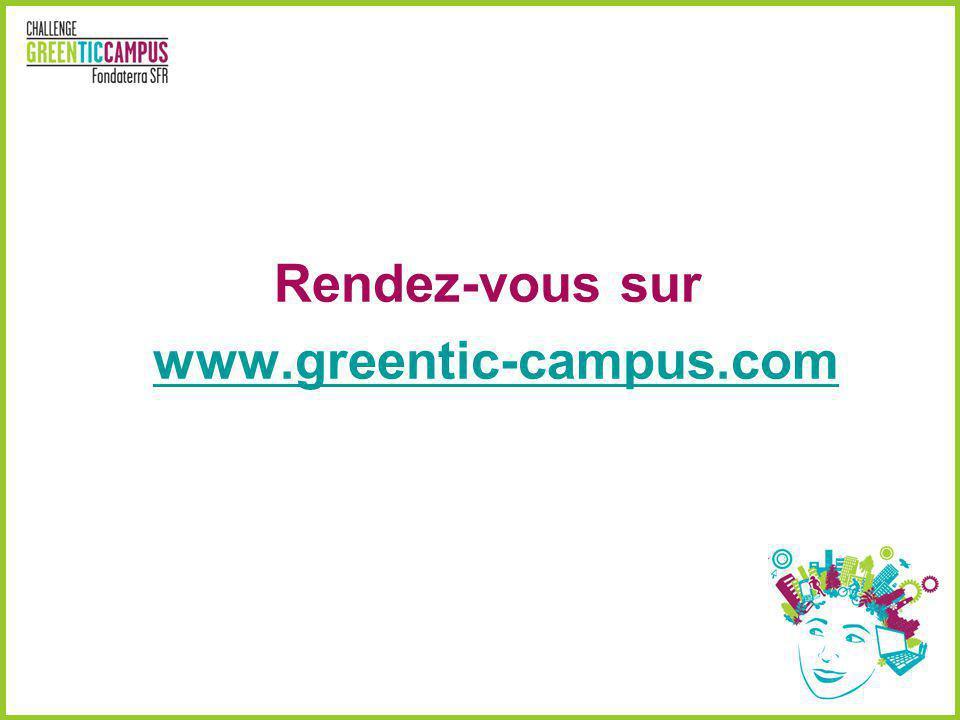 Rendez-vous sur www.greentic-campus.com