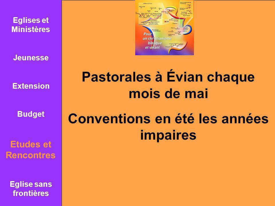 Pastorales à Évian chaque mois de mai