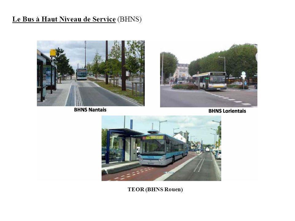 Le Bus à Haut Niveau de Service (BHNS)