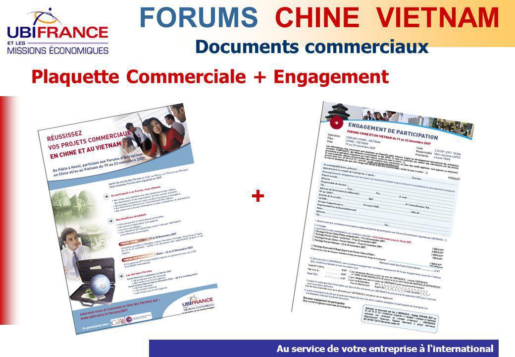 Plaquette Commerciale + Engagement