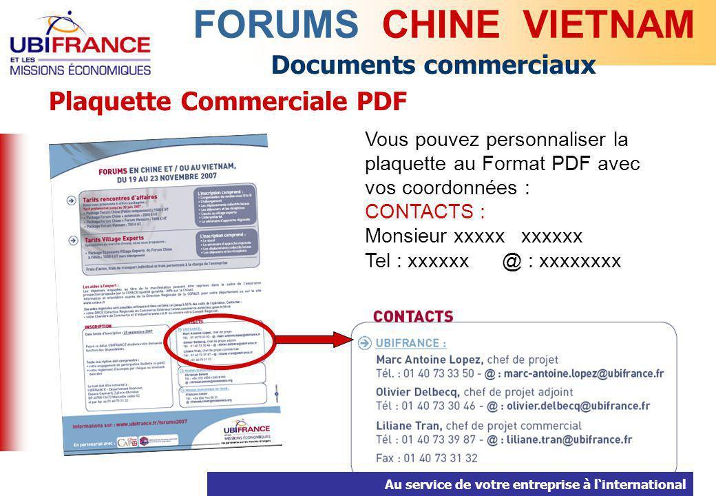 Plaquette Commerciale PDF