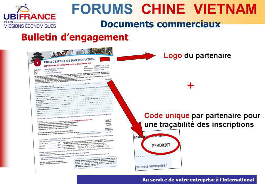 Bulletin d'engagement