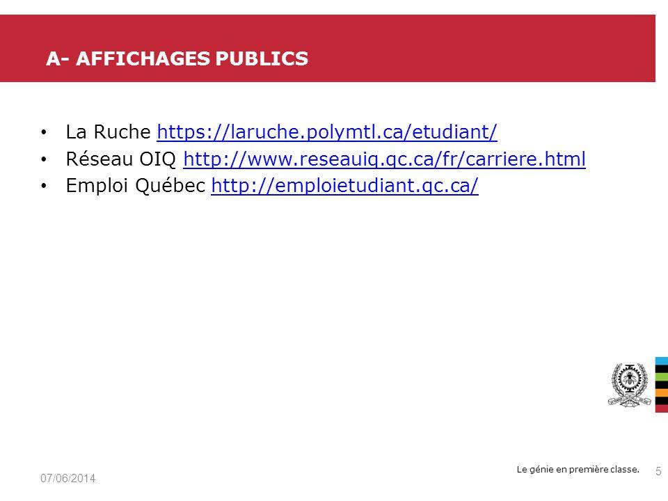 La Ruche https://laruche.polymtl.ca/etudiant/