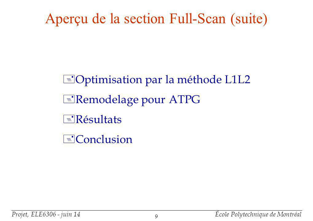 Pourquoi full-scan
