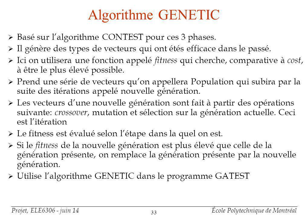 Algorithme ALT-TEST (hybride)