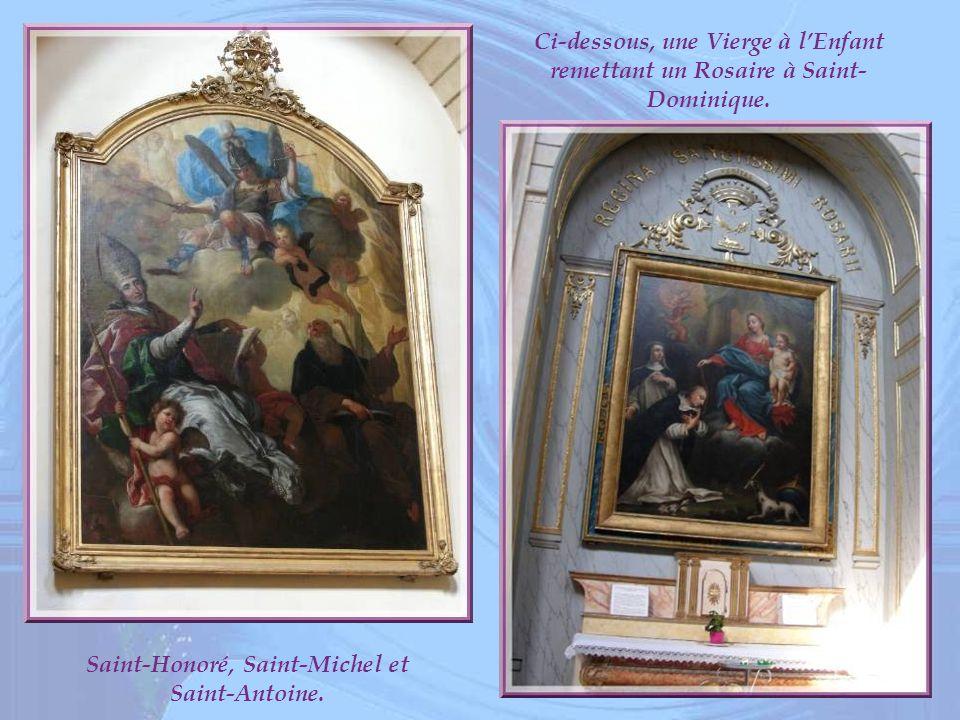 Saint-Honoré, Saint-Michel et