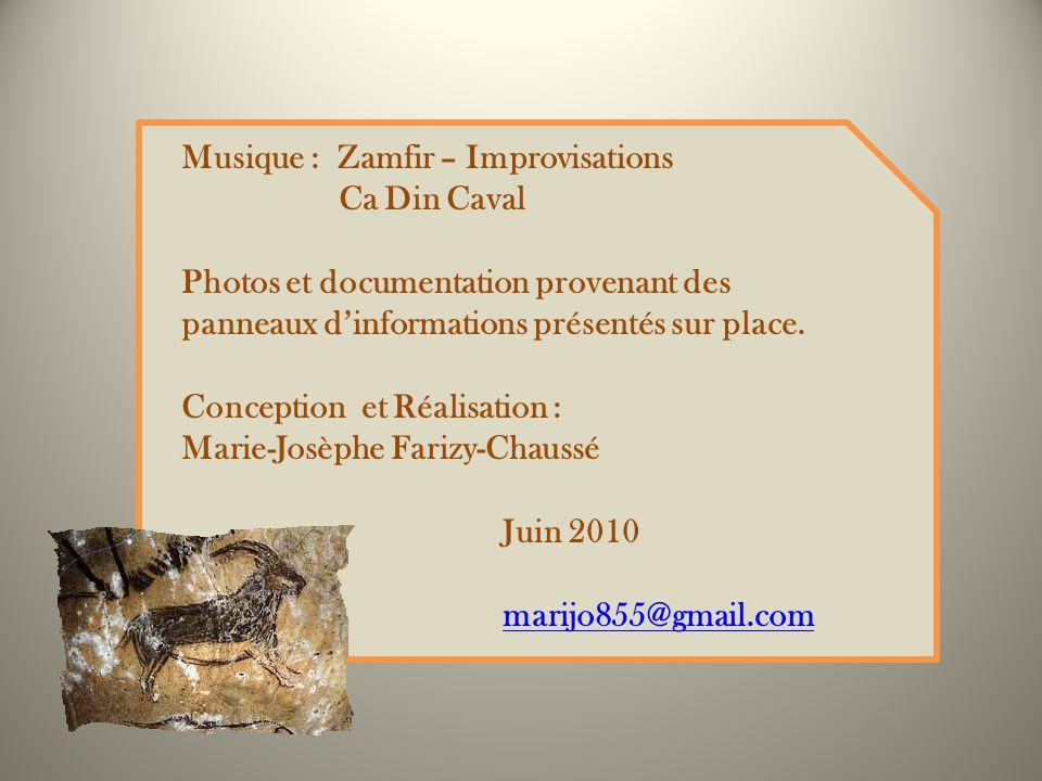 Musique : Zamfir – Improvisations