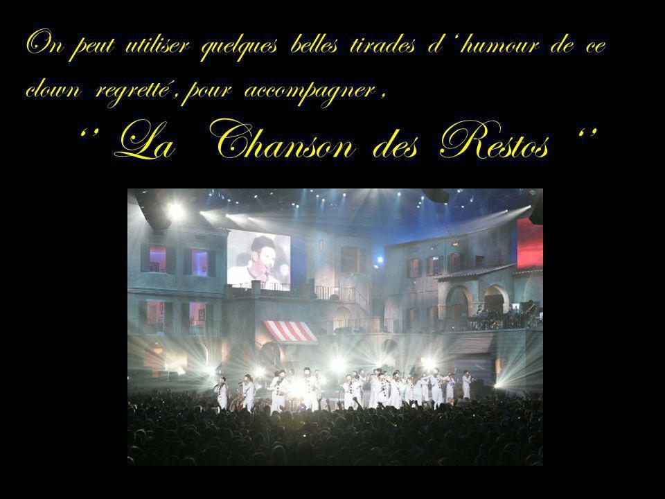 '' La Chanson des Restos ''