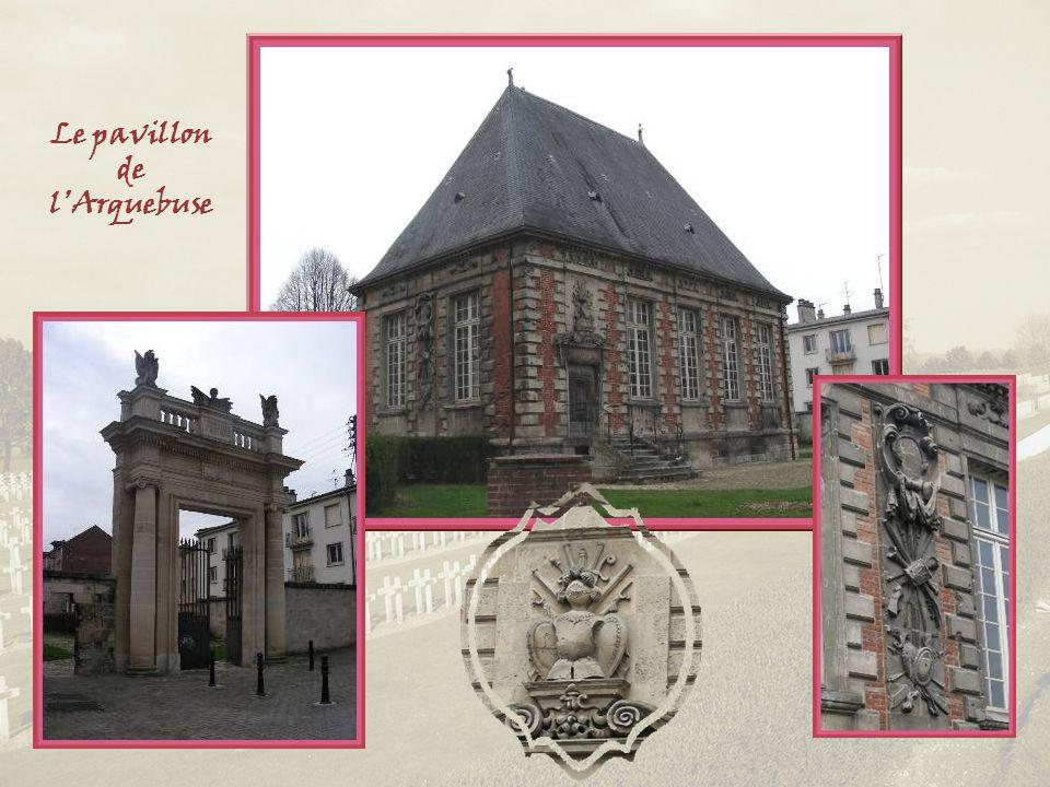Le pavillon de l'Arquebuse