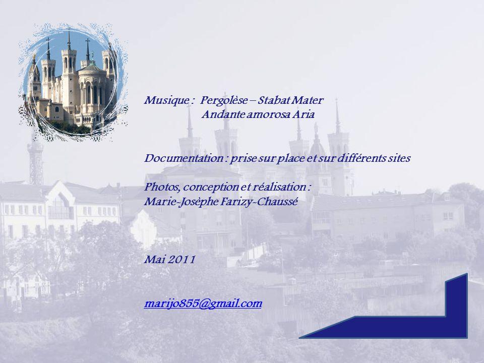 Musique : Pergolèse – Stabat Mater