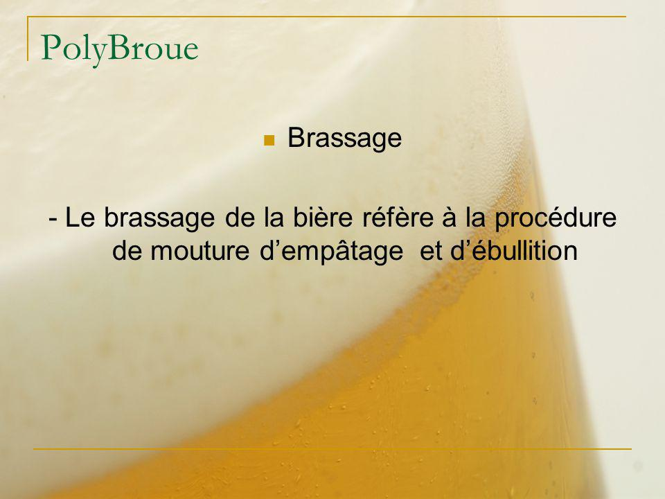 PolyBroue Brassage.