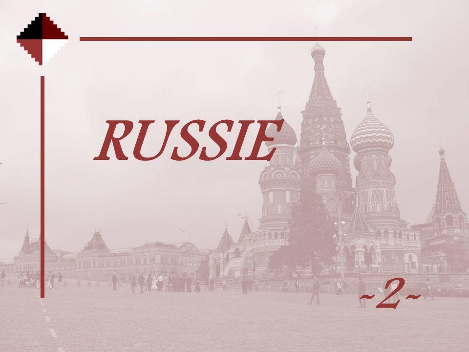 RUSSIE -2-