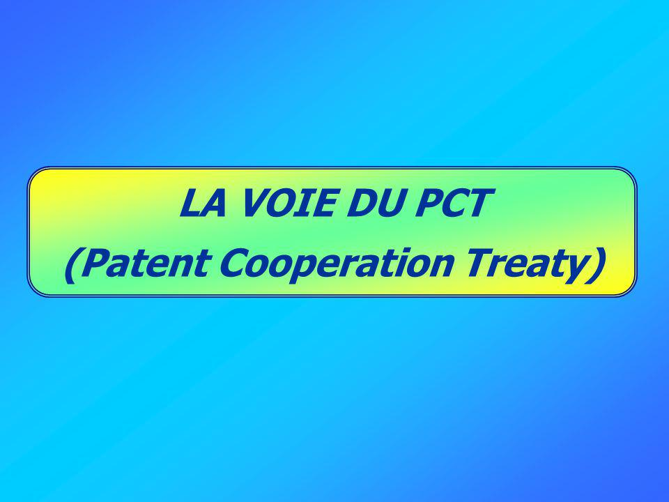 (Patent Cooperation Treaty)