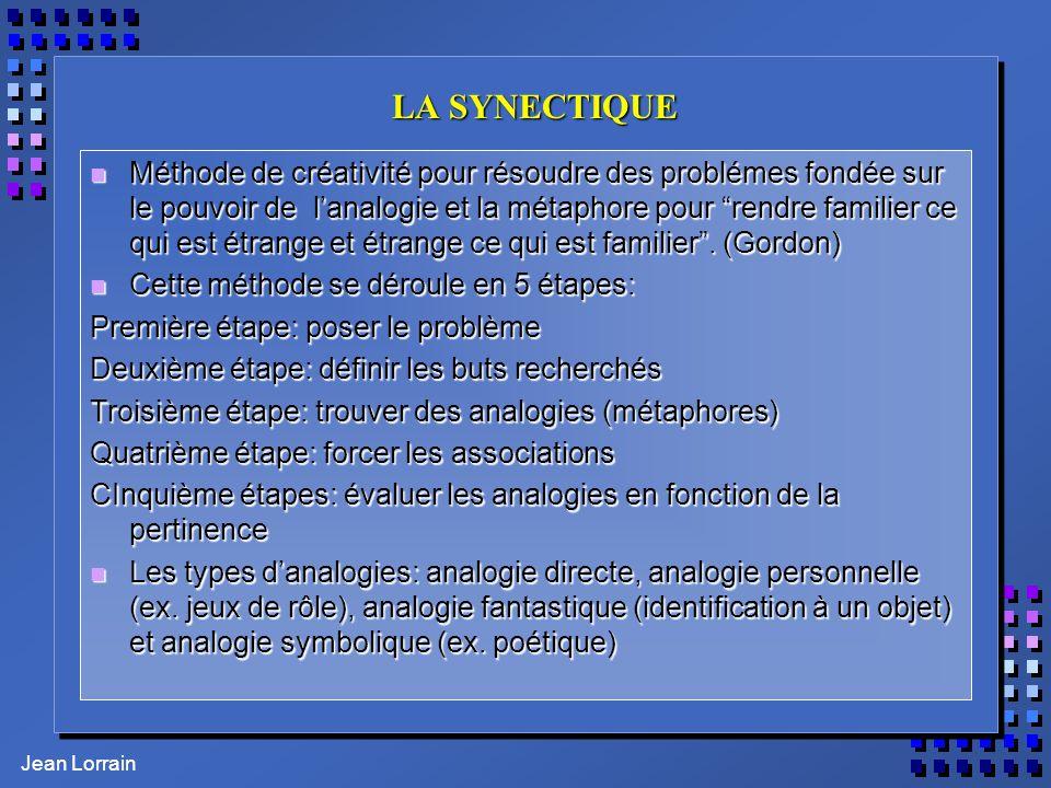 LA SYNECTIQUE