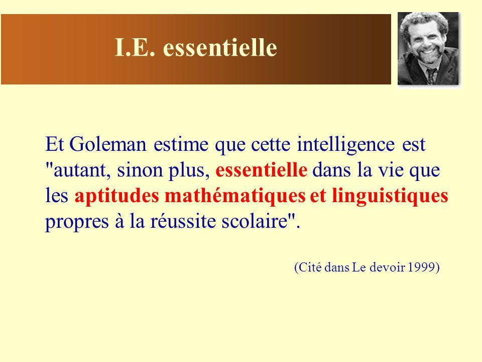 I.E. essentielle