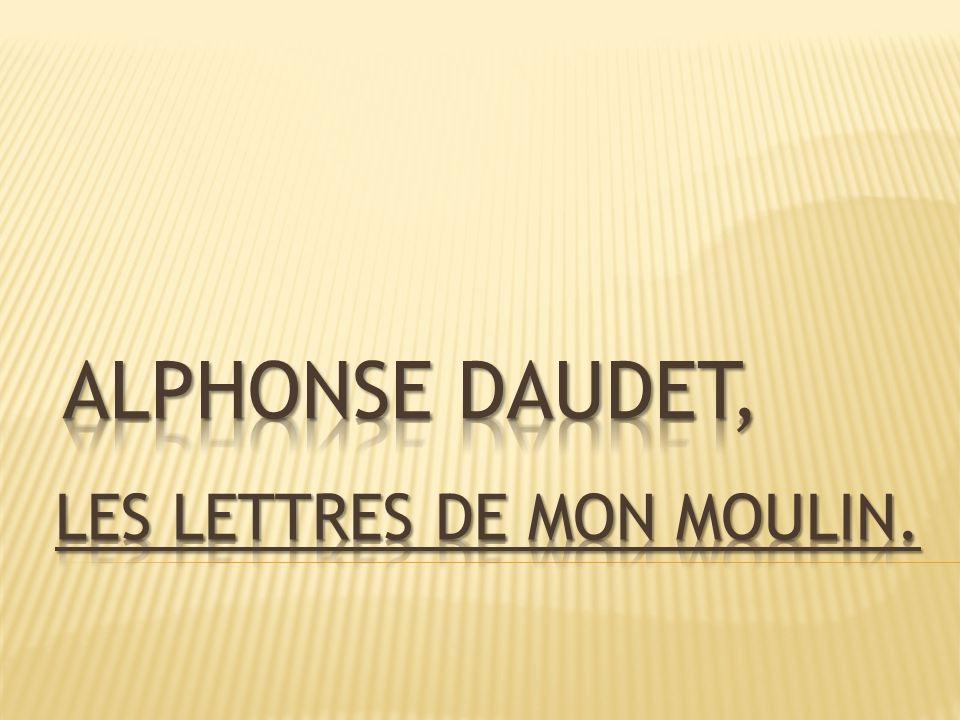 Les Lettres de mon moulin.