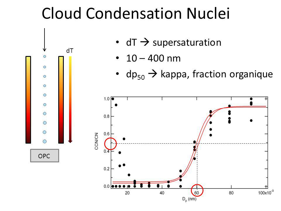 Cloud Condensation Nuclei
