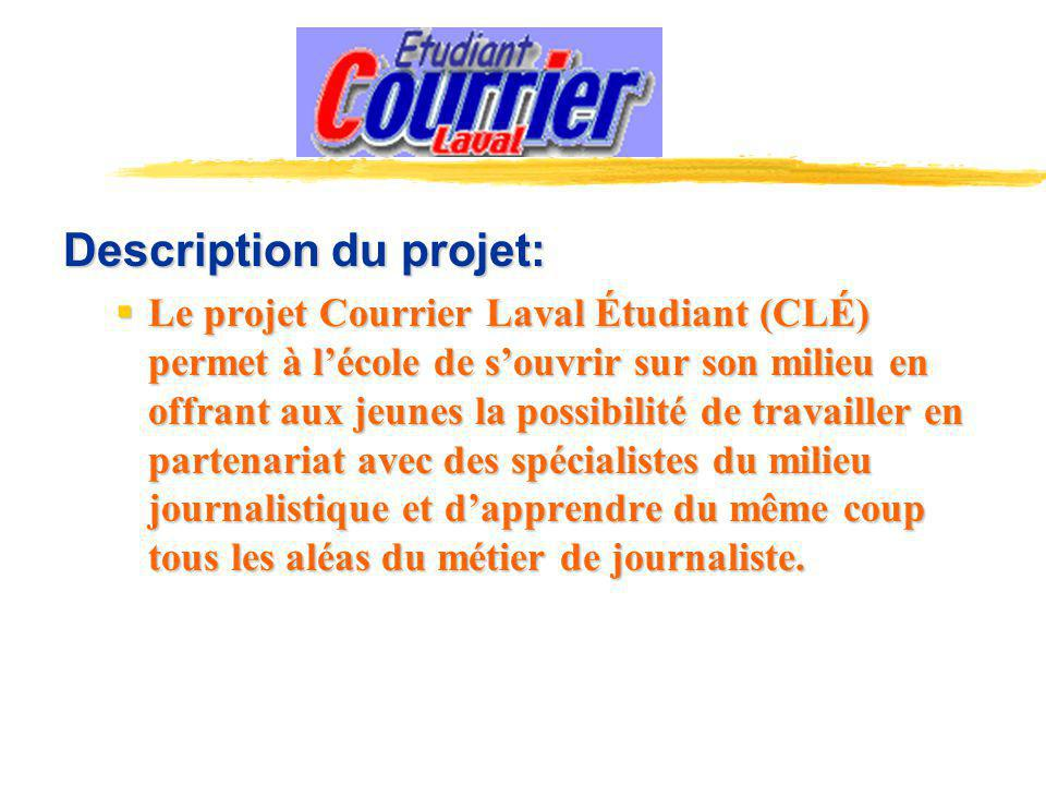 Description du projet: