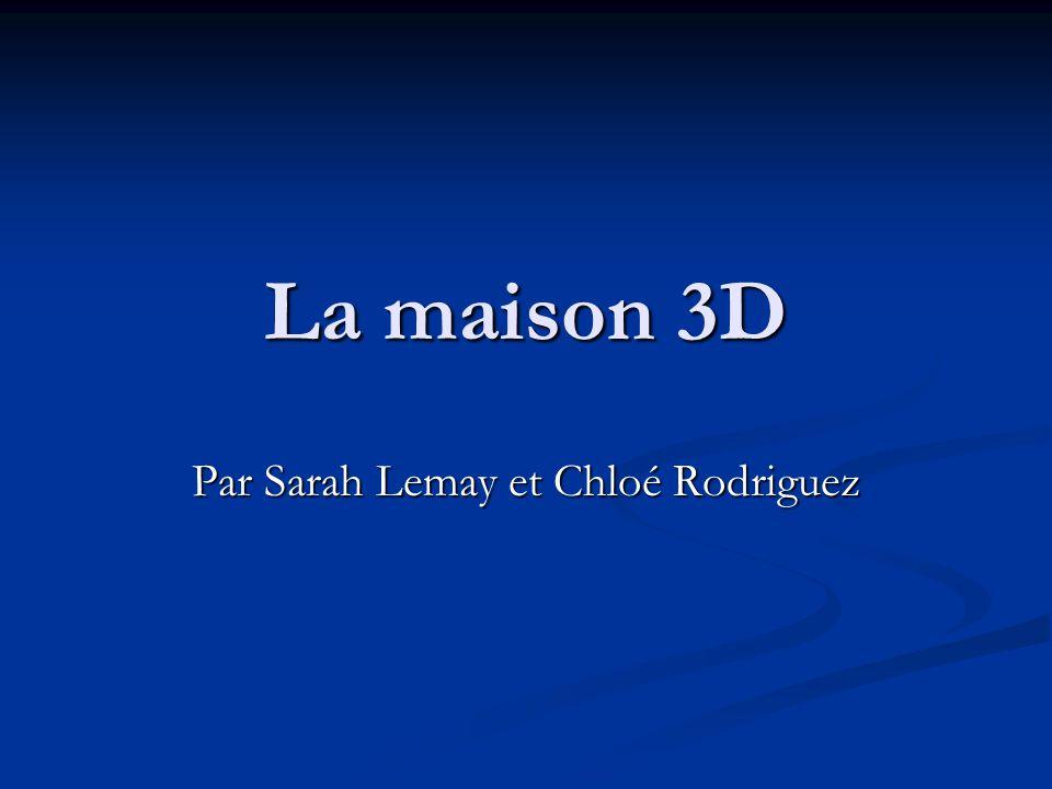 Par Sarah Lemay et Chloé Rodriguez