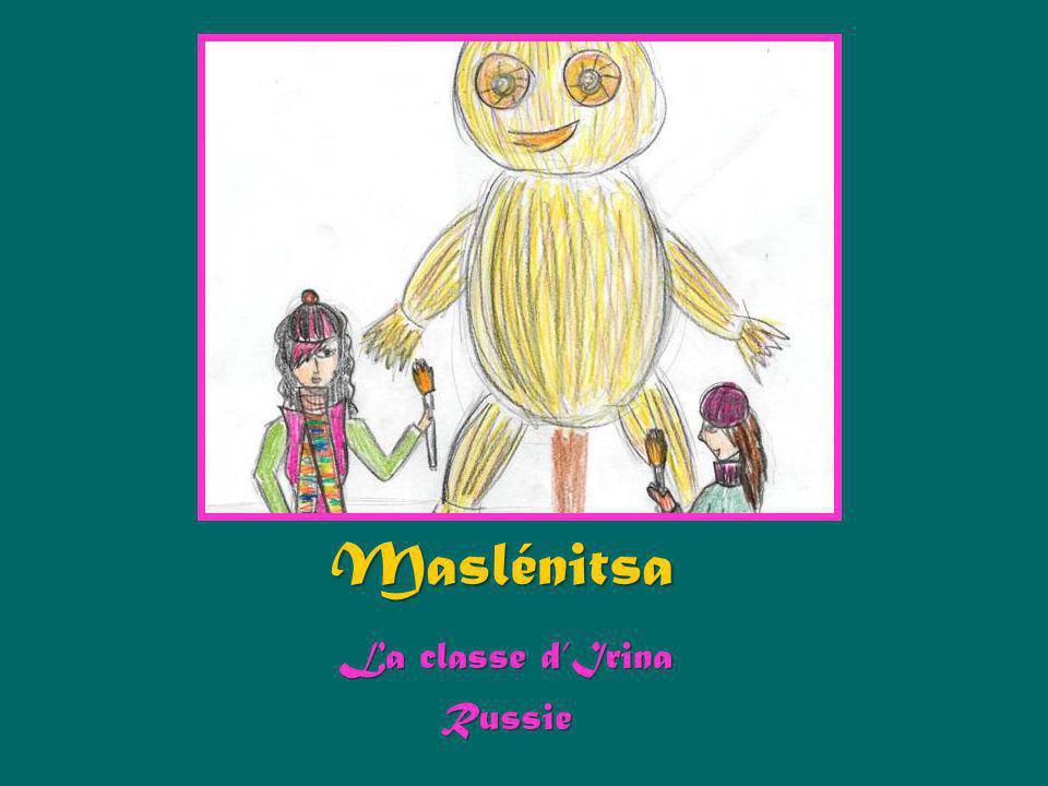 La classe d'Irina Russie