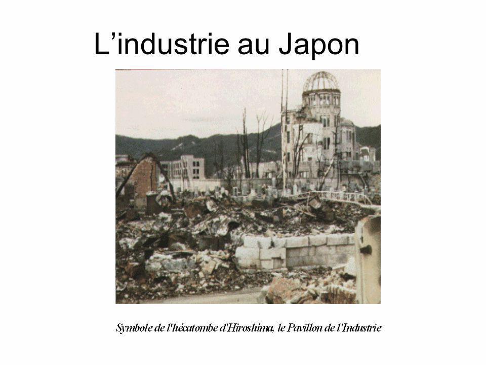L'industrie au Japon