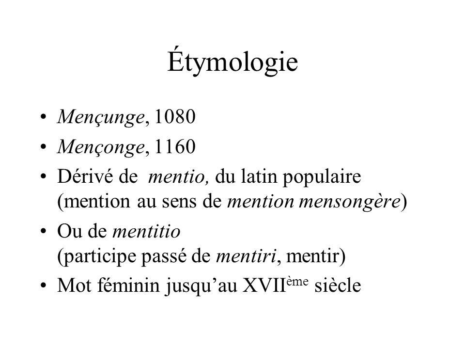 Étymologie Mençunge, 1080 Mençonge, 1160