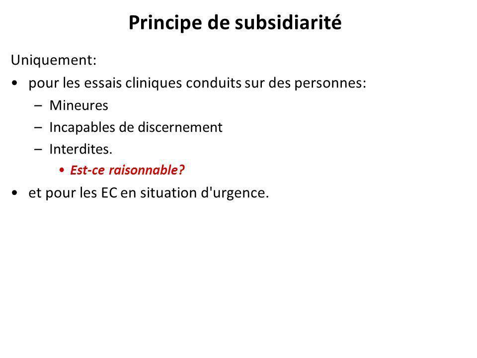 Principe de subsidiarité