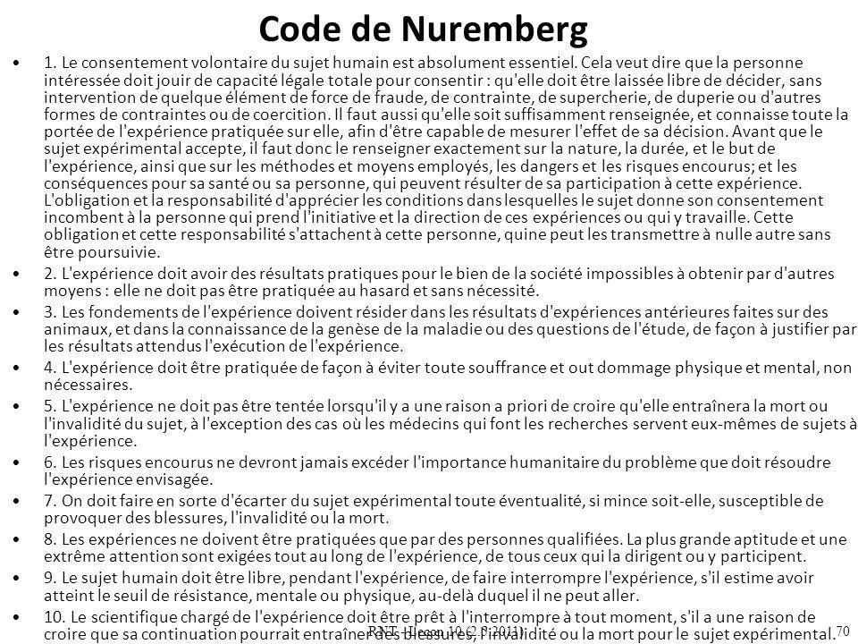 Code de Nuremberg