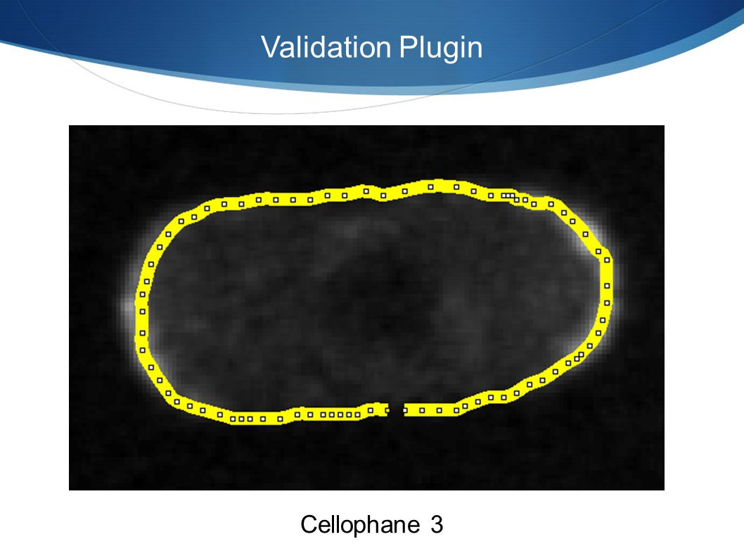 Validation Plugin Cellophane 3