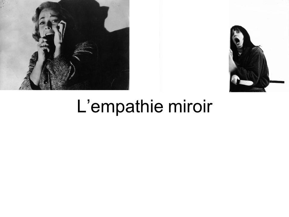 L'empathie miroir