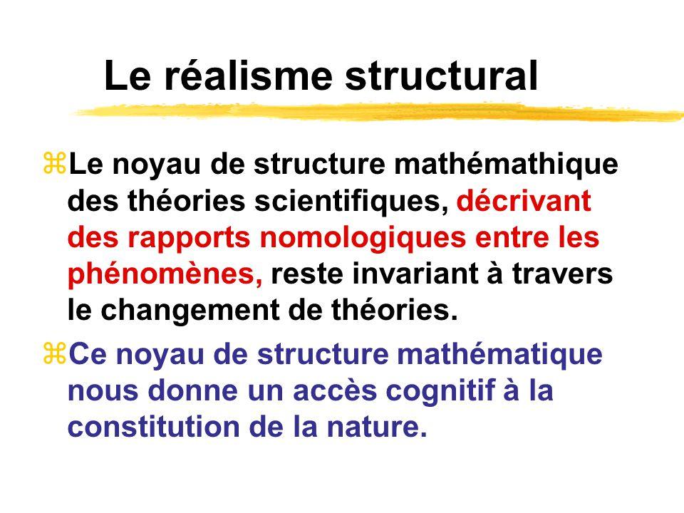 Le réalisme structural