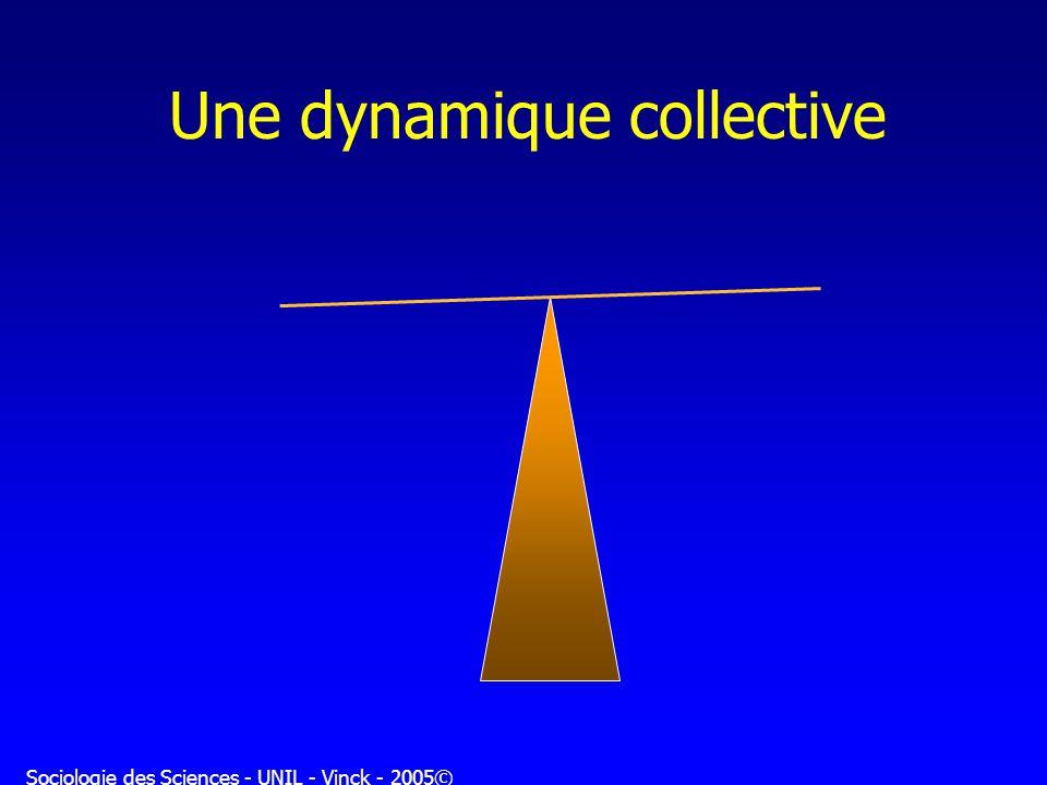 Une dynamique collective