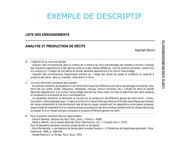 LES HORAIRES DES COURS AU FORMAT PDF