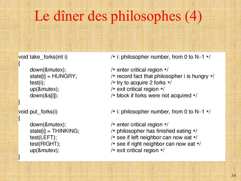 Le dîner des philosophes (4)