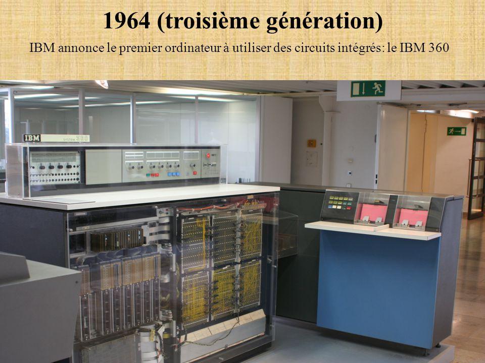 1964 (troisième génération)
