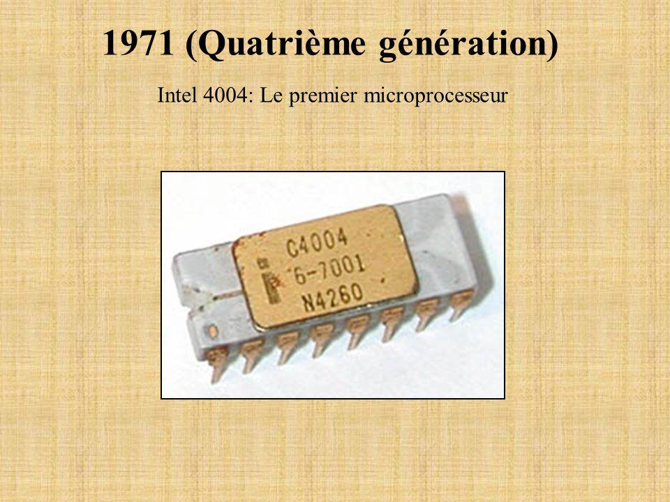 1971 (Quatrième génération)