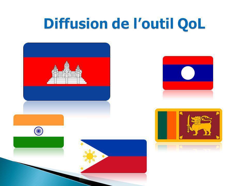 Diffusion de l'outil QoL
