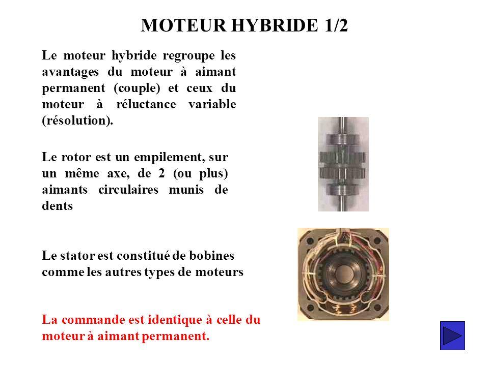 MOTEUR HYBRIDE 1/2