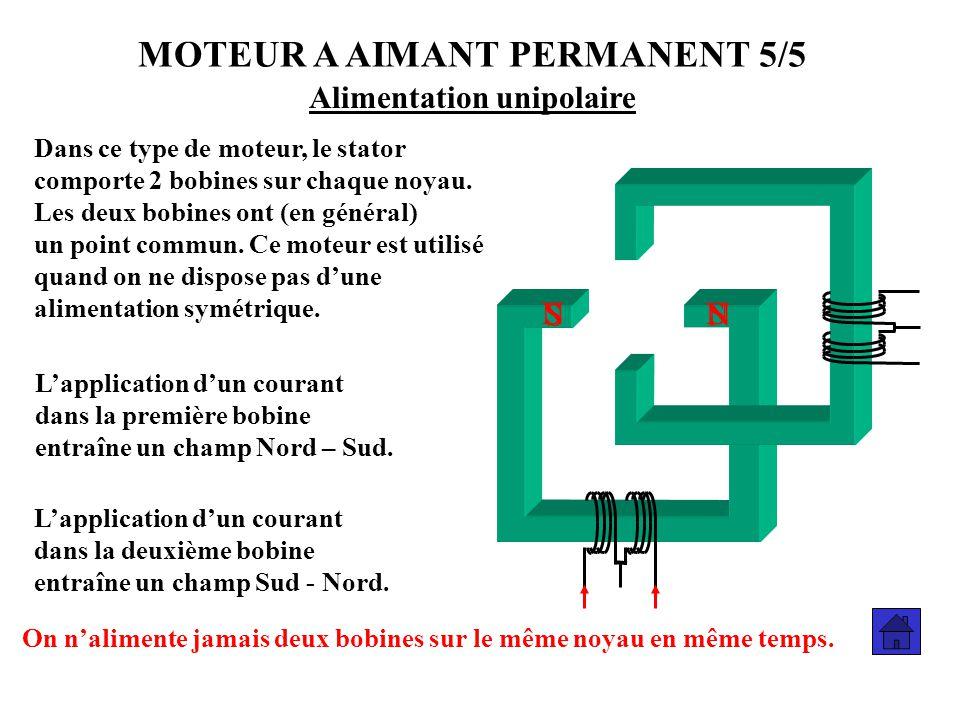 MOTEUR A AIMANT PERMANENT 5/5