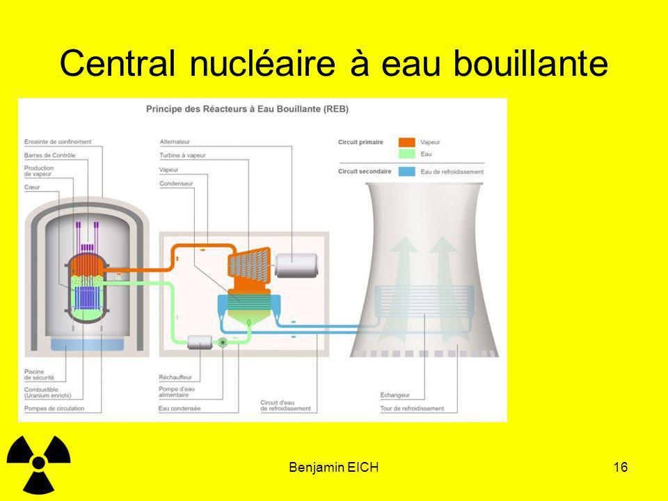 Central nucléaire à eau bouillante