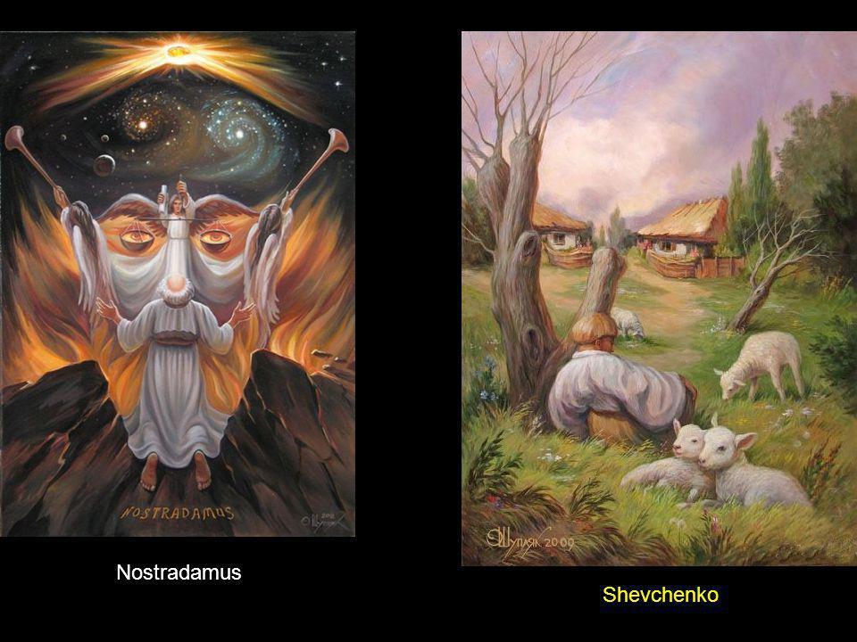 Nostradamus Shevchenko
