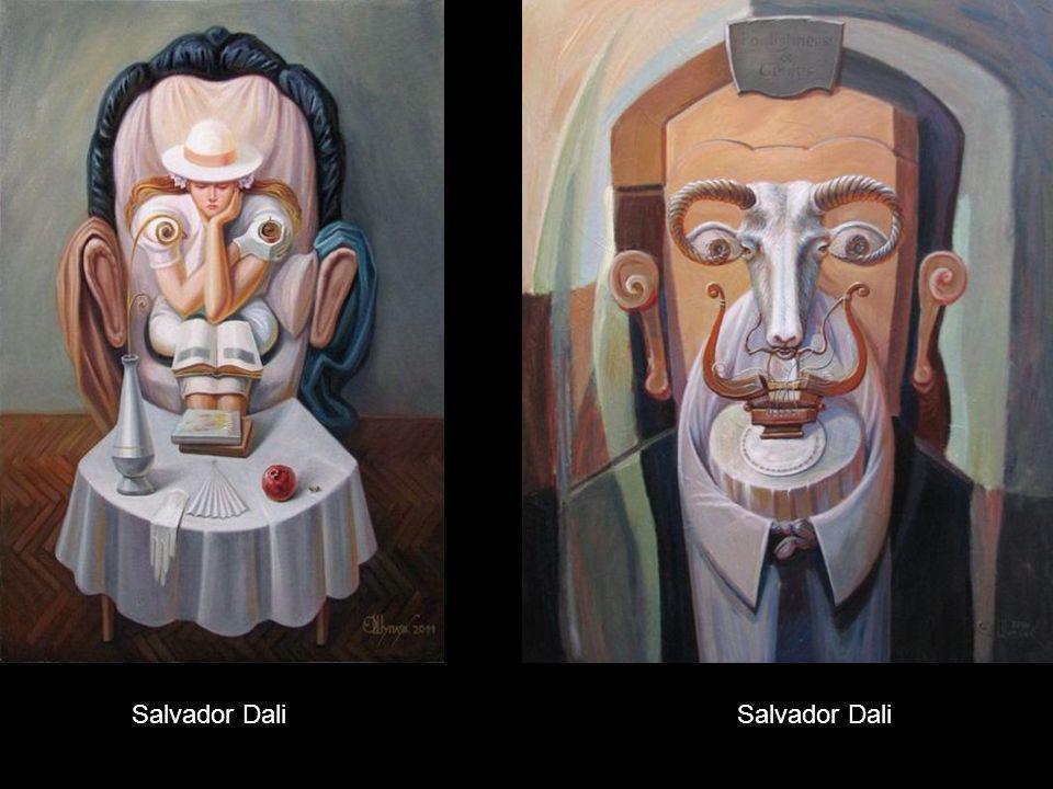 Salvador Dali Salvador Dali